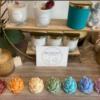 Bougies Chakras - Beappy Aromatherapy