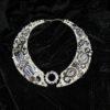 Collier d'apparat argent - Solal Bijoux