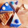 Petite Part de Gâteau Miel - Le Chapeau Vert