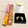 Kit Saint Valentin Douceur - Beappy Aromatherapy x Lola TroisFontaines